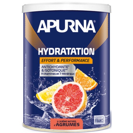 boisson hydratation agrumes apurna bien s 39 hydrater. Black Bedroom Furniture Sets. Home Design Ideas