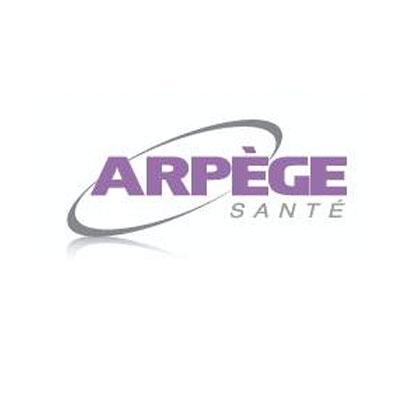 Logo arpege sante